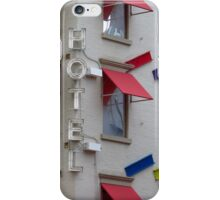 A New York City Boutique Hotel iPhone Case/Skin