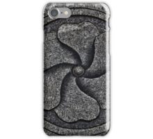 Concrete Flower iPhone Case/Skin