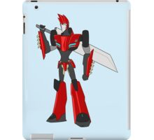 Final Sideswipe iPad Case/Skin