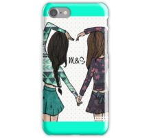 M&S awesomeness logo iPhone Case/Skin