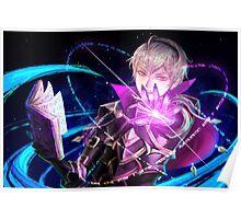 Fire Emblem Fates: Leo Poster