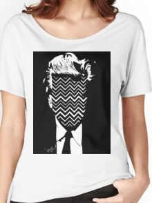 Lynch. Women's Relaxed Fit T-Shirt
