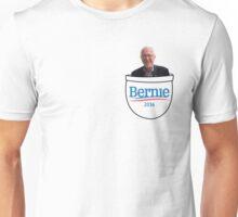 Bernie in the pocket Unisex T-Shirt