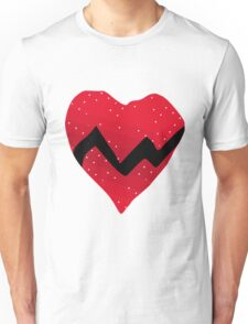 Kanye West 808s & Heartbreaks Heart Unisex T-Shirt