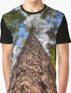 Tall Pine Graphic T-Shirt