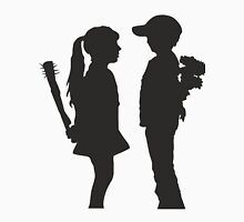 Banksy- Boy and Girl gender stereotypes. Unisex T-Shirt