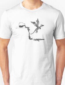 Spilled Ink Dragon T-Shirt