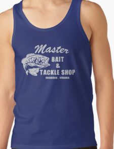 Master Bait and Tackle Shop Tank Top