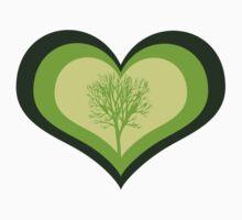 Earth Day Love Kids Tee