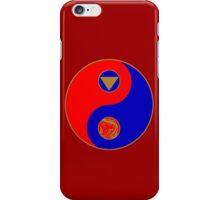 Rocky's Ranger Power Yin Yang iPhone Case/Skin