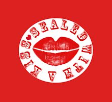 SEALED WITH A KISS VARIOUS APPAREL Unisex T-Shirt