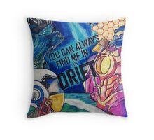 Pacific Rim Throw Pillow
