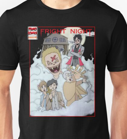Welcome to Fright Night Unisex T-Shirt