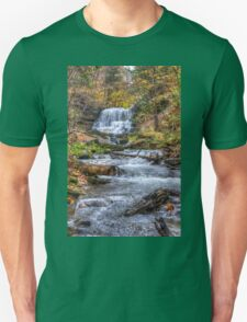 Forest waterfall T-Shirt