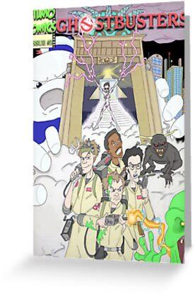 Ghostbusters by DamoGeekboy
