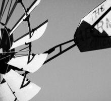 Aermotor Windmill Sticker