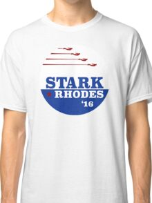 Campaign Button Classic T-Shirt