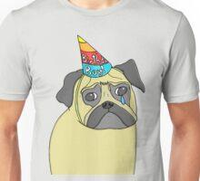Pug Birthday Unisex T-Shirt