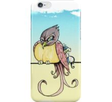 Wrong Side of the Perch iPhone Case/Skin