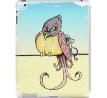 Wrong Side of the Perch iPad Case/Skin