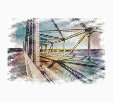 Sturgeon Bay Bridge Kids Tee