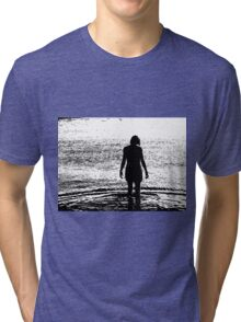 Water Trudge with Sammi Tri-blend T-Shirt