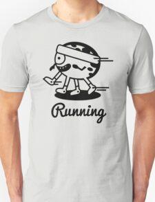 Sports Running Funny Men's Tshirt T-Shirt