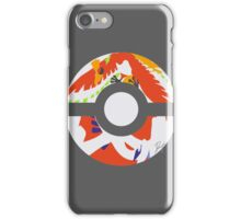 The Master Ball (2nd Gen Ed) iPhone Case/Skin