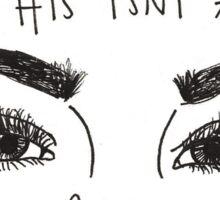 brows Sticker