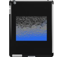 Blue Bubbles iPad Case/Skin