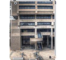 Helen C. White Hall Plaza iPad Case/Skin