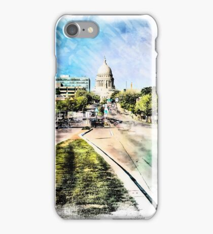 Madison Rush Hour iPhone Case/Skin
