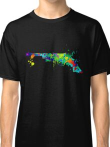 Firefly - Captain Malcolm Reynolds Gun Classic T-Shirt
