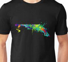 Firefly - Captain Malcolm Reynolds Gun Unisex T-Shirt