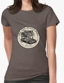 Cabot Cove Detective Agency Womens Fitted T-Shirt