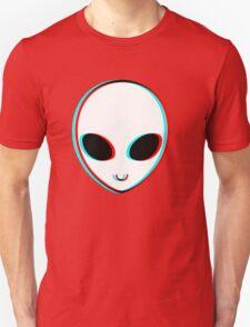 Trippy Alien Unisex T-Shirt
