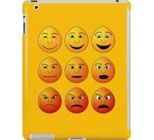 emoticons iPad Case/Skin