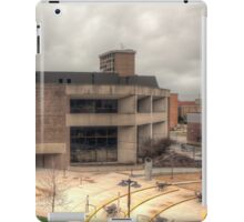 Wendt Commons iPad Case/Skin
