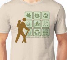 Outdoor School Hiker Unisex T-Shirt