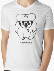 Coolala Mens V-Neck T-Shirt