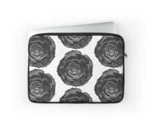 Echeveria Black Laptop Sleeve