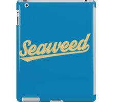 Horizons Seaweed iPad Case/Skin