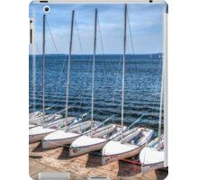 Seven Sailboats iPad Case/Skin