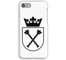 Jagiellonian Uni. (U. Jagiellonski) iPhone Case/Skin