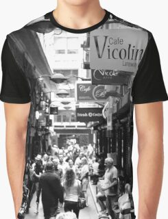 Weekend in Melbourne  Graphic T-Shirt