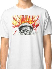 Kitty Geeking Classic T-Shirt