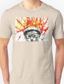 Kitty Geeking Unisex T-Shirt
