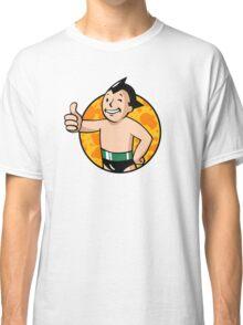 Astro Vault Boy Classic T-Shirt