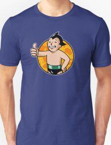 Astro Vault Boy Unisex T-Shirt