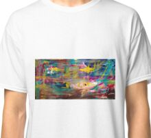 painting through abstraction  Classic T-Shirt